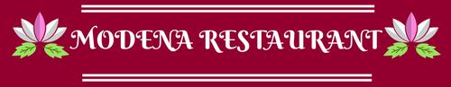 Modena Restaurant logo